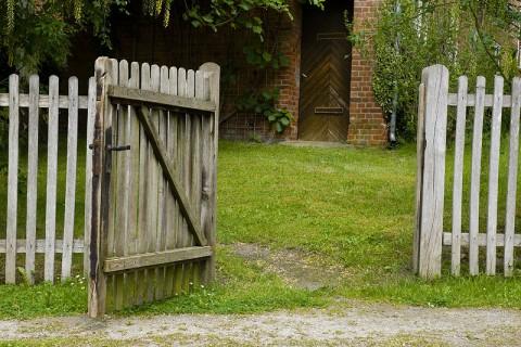das Tor geht auf, Foto: www.dirkpfuhl.de